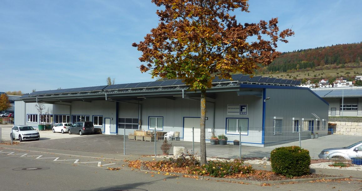 FREI Hydraulilk GmbH, Albstadt