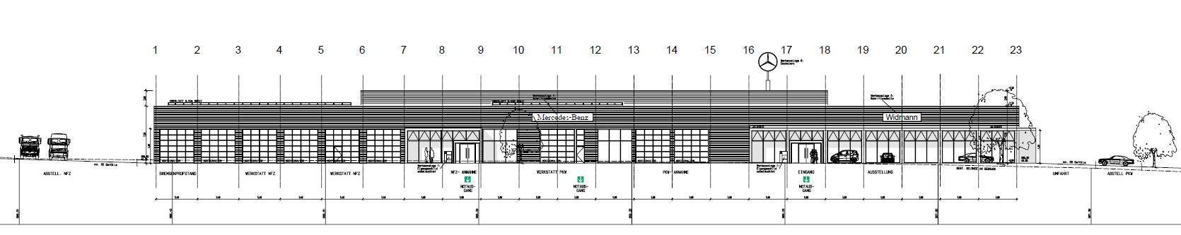 Autohaus Widmann u. Müller, Wackersdorf